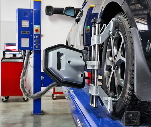 СТО «AUTOMAXSERVICE» | Развал-схождение колес фото 3