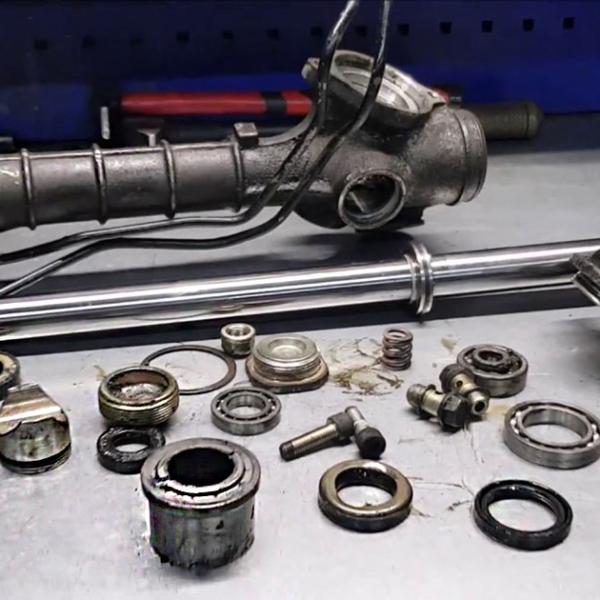 СТО «AUTOMAXSERVICE» | Ремонт и замена рулевой рейки фото 1