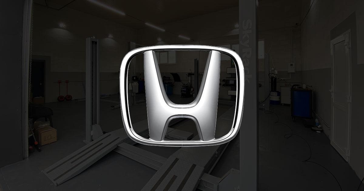 СТО для Honda (Хонда)   СТО «AUTOMAXSERVICE»