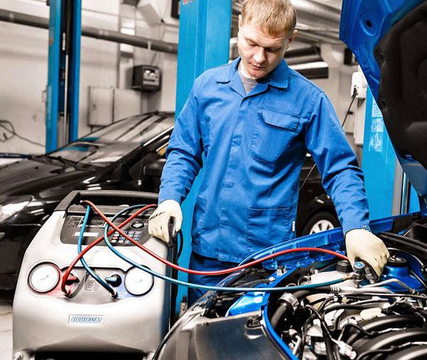 СТО «AUTOMAXSERVICE» | Заправка кондиционера автомобиля фото 3